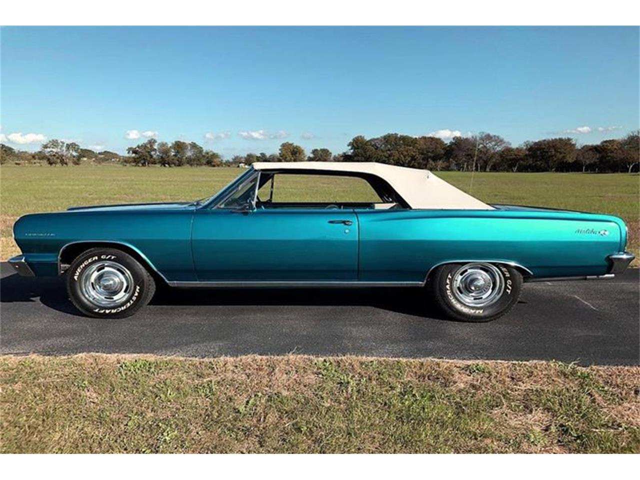 1964 Chevrolet Chevelle for sale in Fredericksburg, TX – photo 34