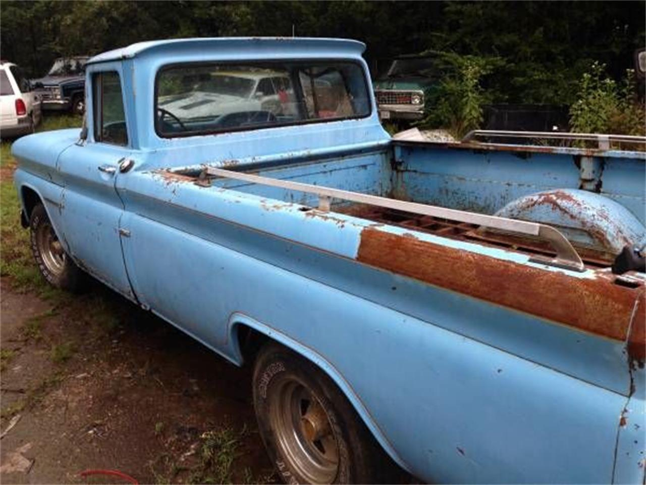 1961 Chevrolet Pickup for sale in Cadillac, MI – photo 3