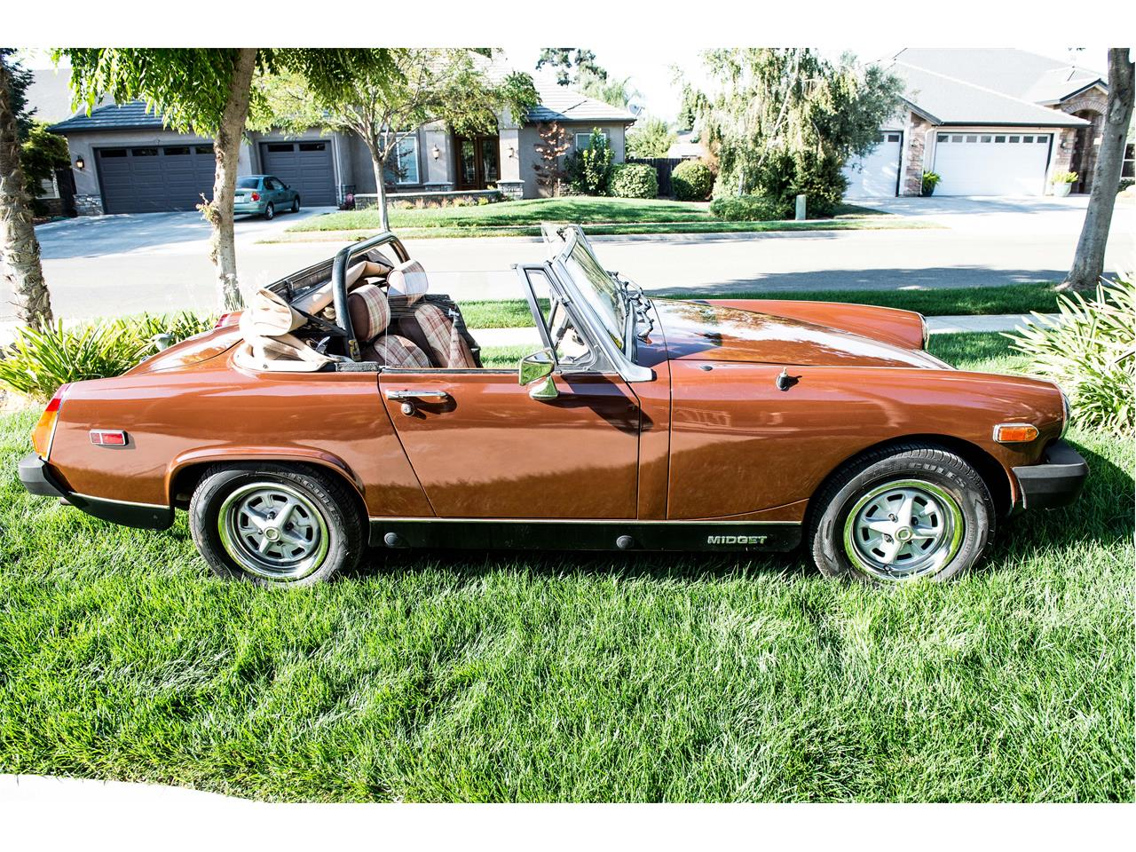 1978 MG Midget for sale in EXETER, CA – photo 2