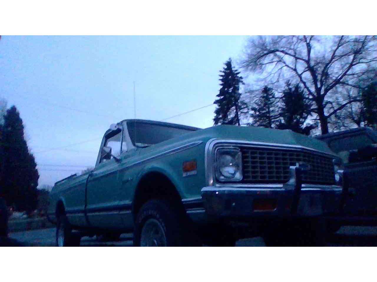 1971 Chevrolet 1/2 Ton Pickup for sale in Red Lion, PA – photo 3
