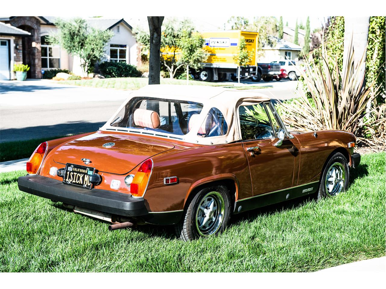 1978 MG Midget for sale in EXETER, CA – photo 4
