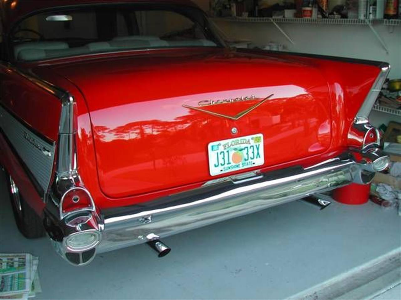 1957 Chevrolet Bel Air for sale in Cadillac, MI – photo 9