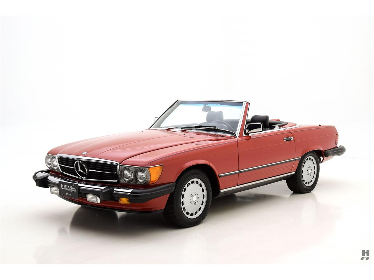 1987 Mercedes-Benz 560SL for sale in Saint Louis, MO