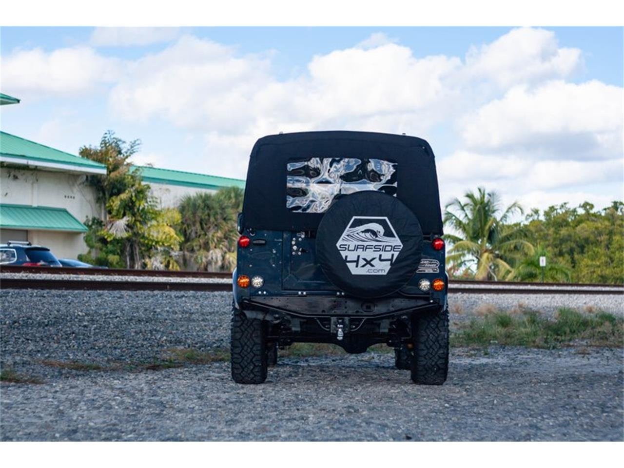 1997 Land Rover Defender for sale in Delray Beach, FL – photo 6
