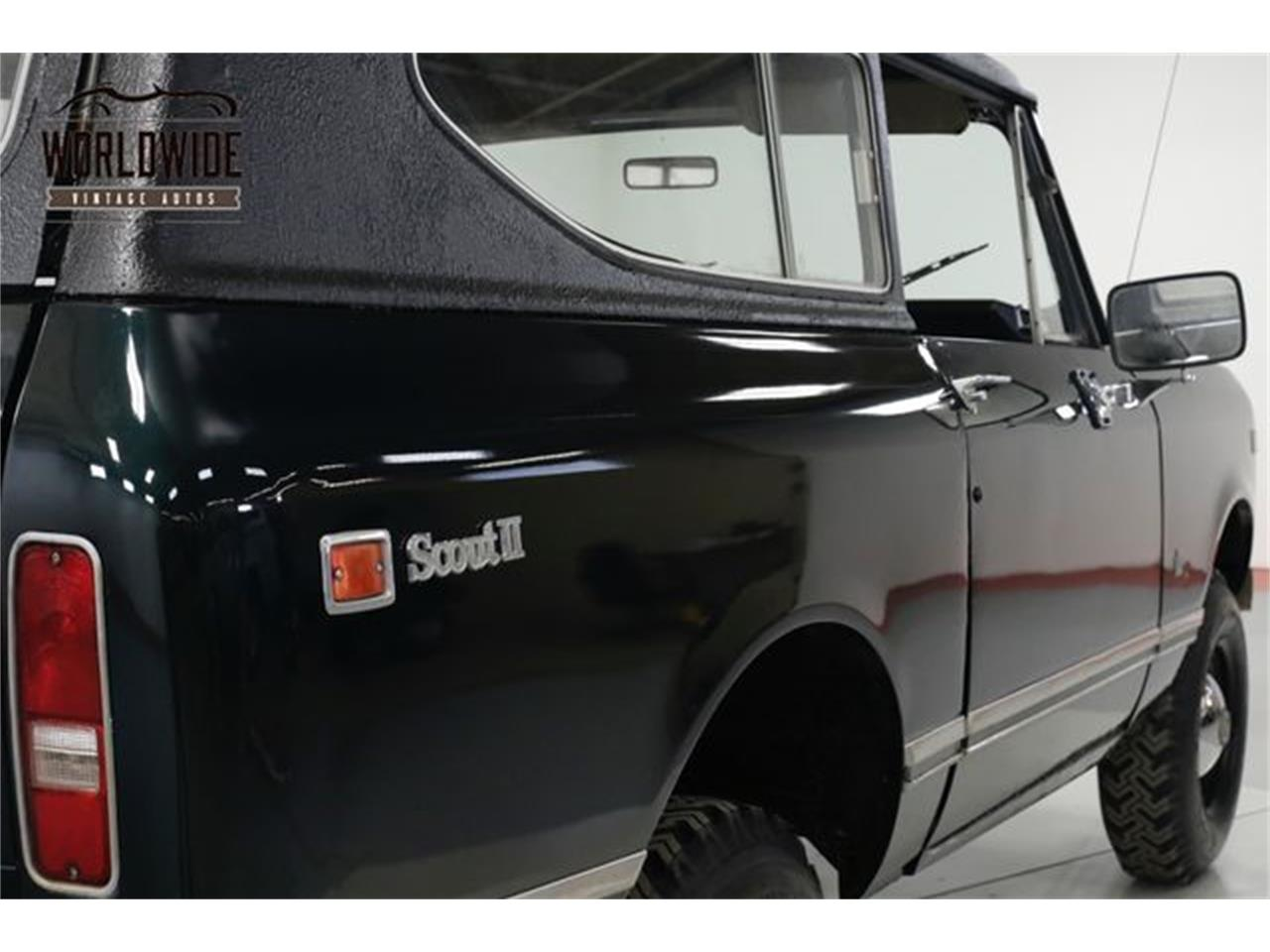 1973 International Scout for sale in Denver , CO – photo 25