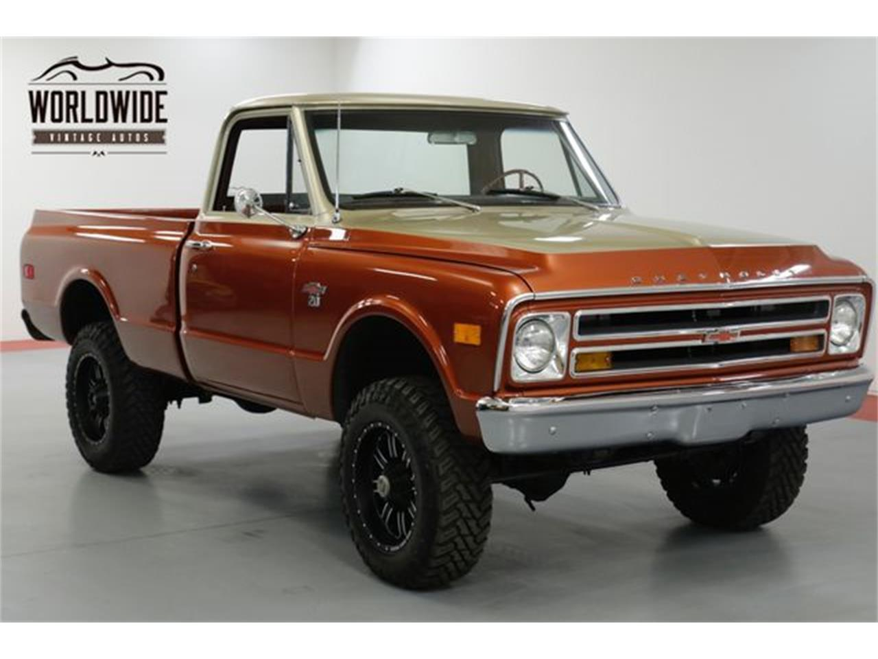 1968 Chevrolet K-20 for sale in Denver , CO – photo 83