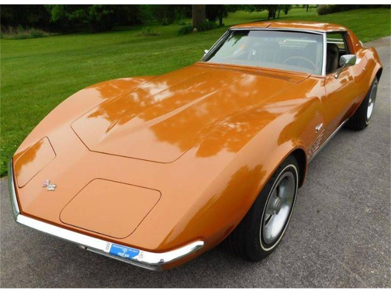 1971 Chevrolet Corvette for sale in Cadillac, MI – photo 12