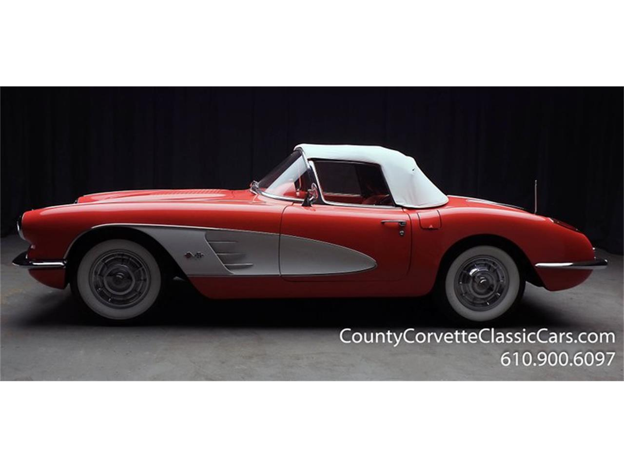 1958 Chevrolet Corvette for sale in West Chester, PA – photo 4