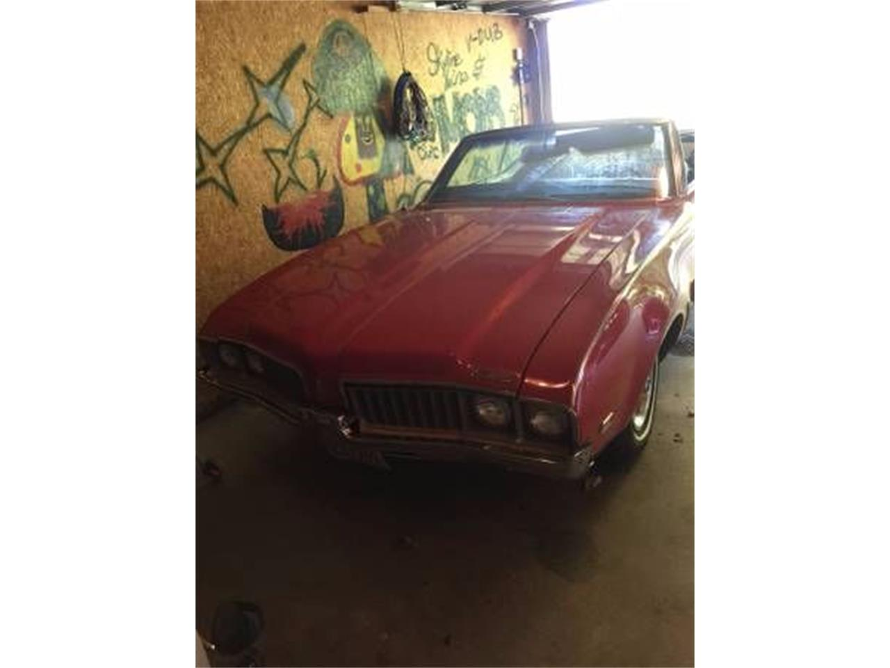 1969 Oldsmobile Cutlass for sale in Cadillac, MI – photo 2