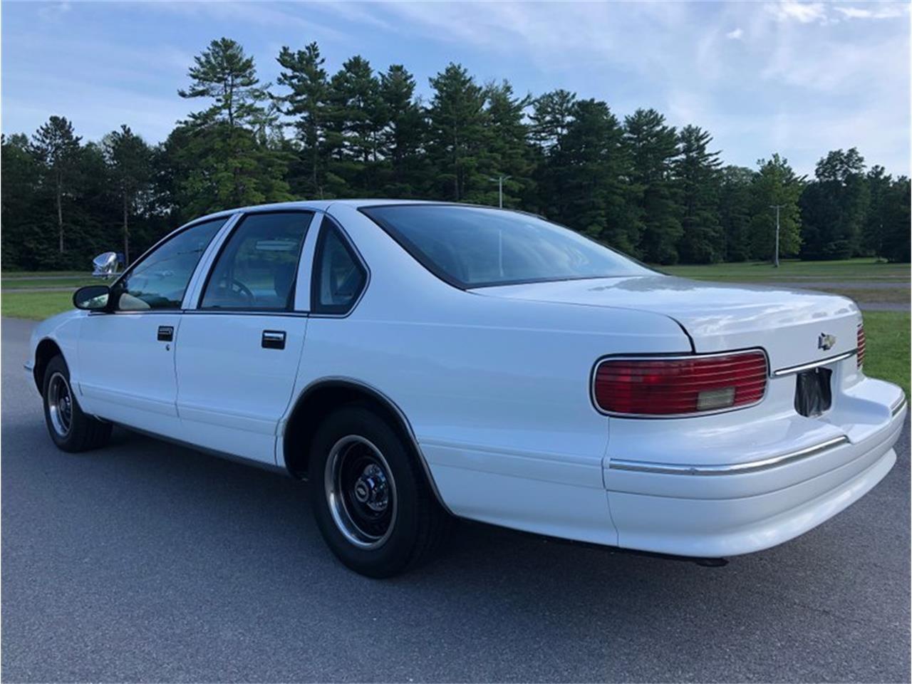 1995 chevrolet caprice for sale in saratoga springs ny classiccarsbay com 1995 chevrolet caprice for sale in