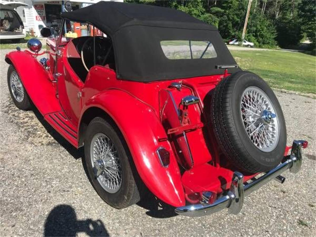1953 MG TD for sale in Cadillac, MI – photo 4
