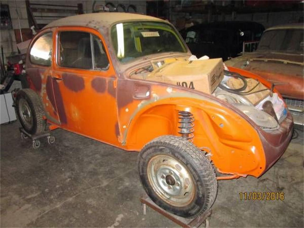 1972 Volkswagen Beetle for sale in Cadillac, MI – photo 4