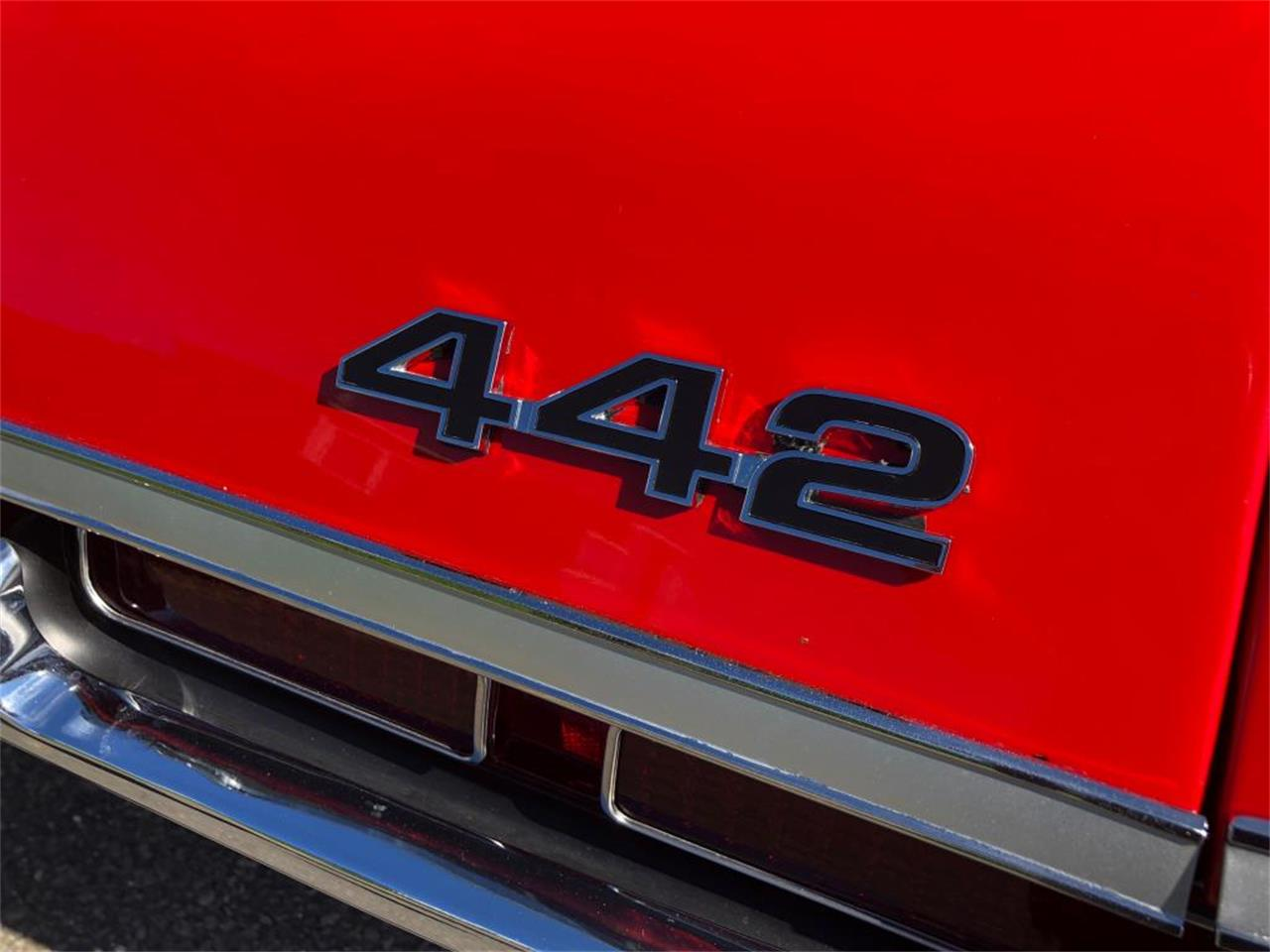 1968 Oldsmobile 442 for sale in Milford City, CT – photo 4