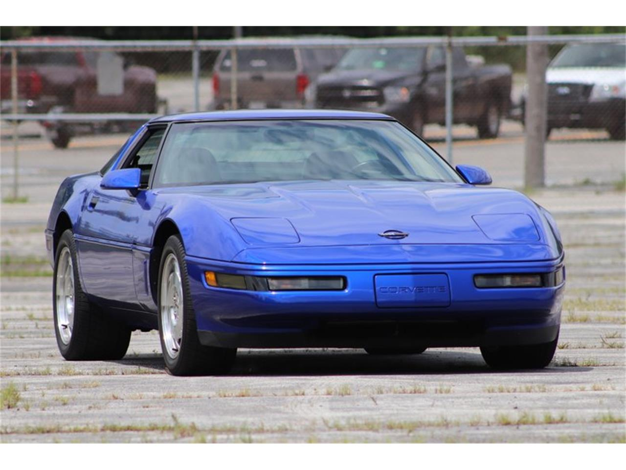 1995 Chevrolet Corvette for sale in Alsip, IL – photo 73
