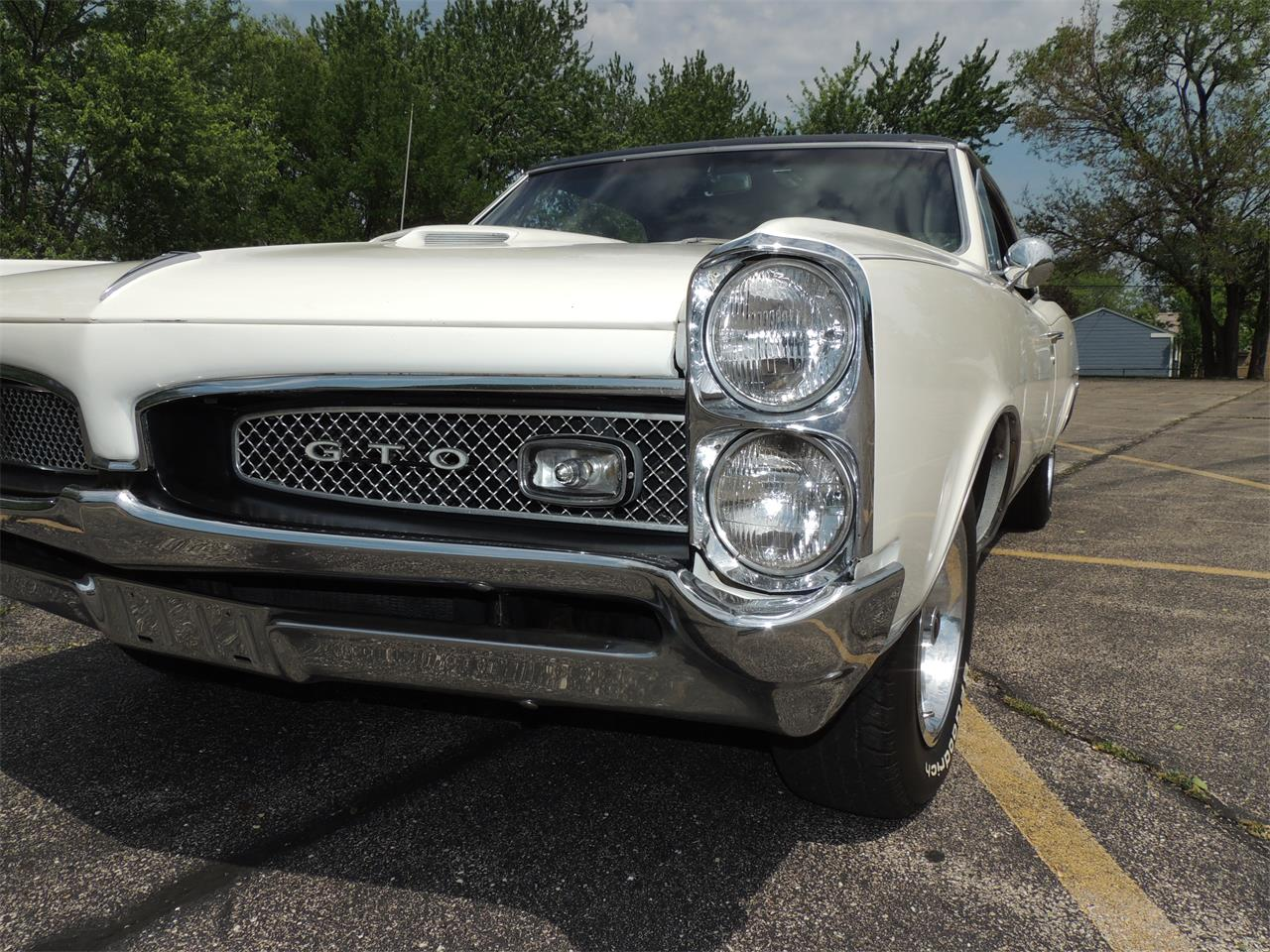 1967 Pontiac GTO for sale in Chicago, IL – photo 6