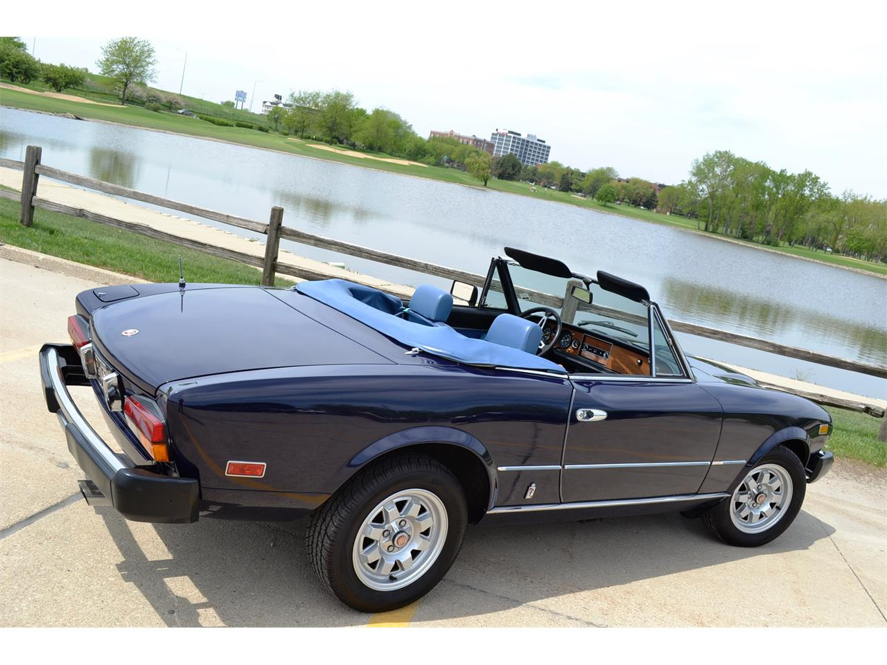 1981 Fiat Spider for sale in Barrington, IL – photo 12