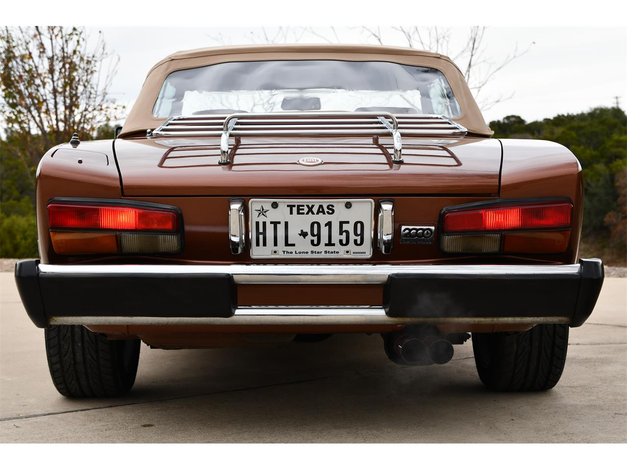 1982 Fiat Spider for sale in Spicewood, TX – photo 6