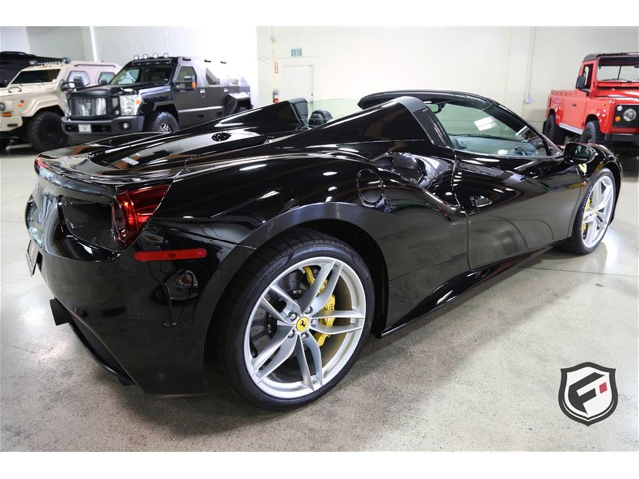 2017 Ferrari 488 for sale in Chatsworth, CA – photo 5