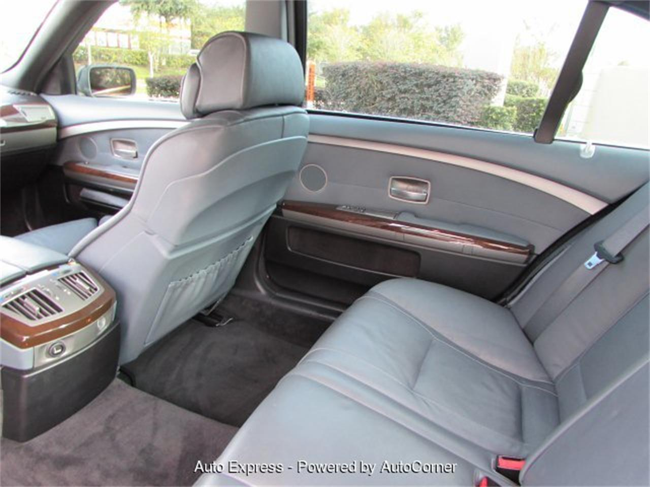 2007 BMW 7 Series for sale in Orlando, FL – photo 21