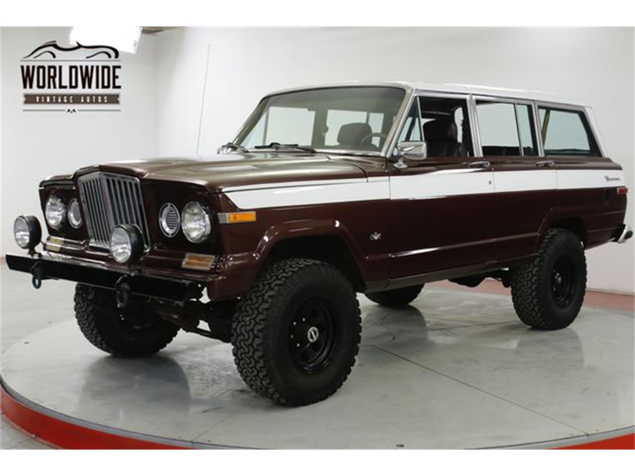 1988 jeep grand wagoneer for sale in denver co classiccarsbay com 1988 jeep grand wagoneer for sale in