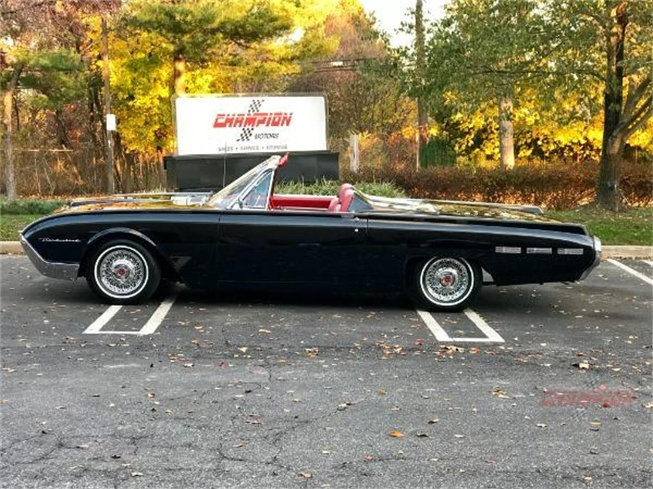1962 Ford Thunderbird for sale in Syosset, NY – photo 8
