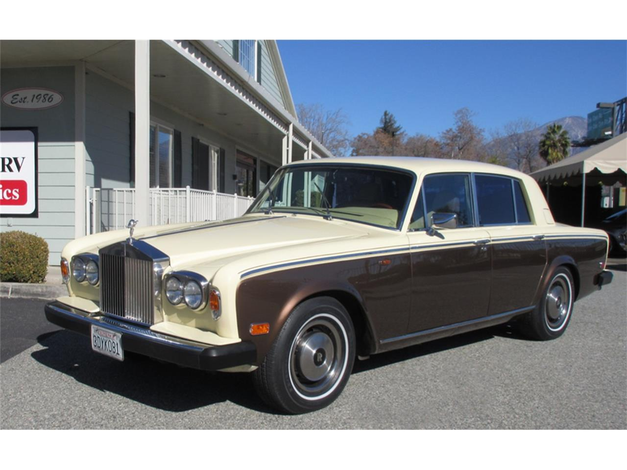 1978 Rolls-Royce Silver Cloud II for sale in Redlands, CA