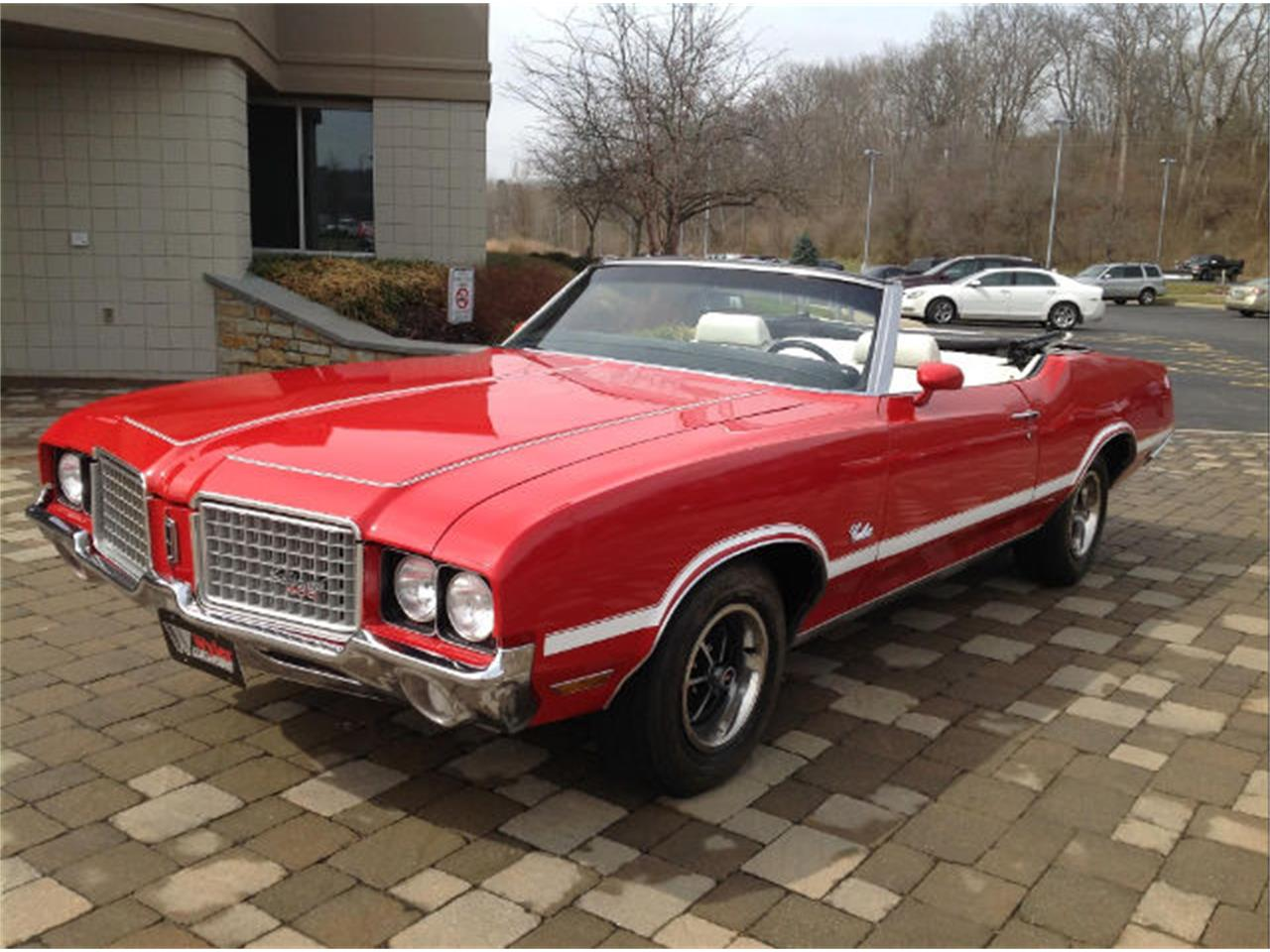 1972 Oldsmobile Cutlass for sale in Milford, OH