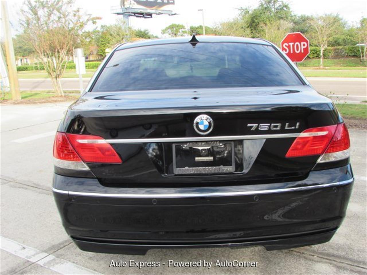 2007 BMW 7 Series for sale in Orlando, FL – photo 7