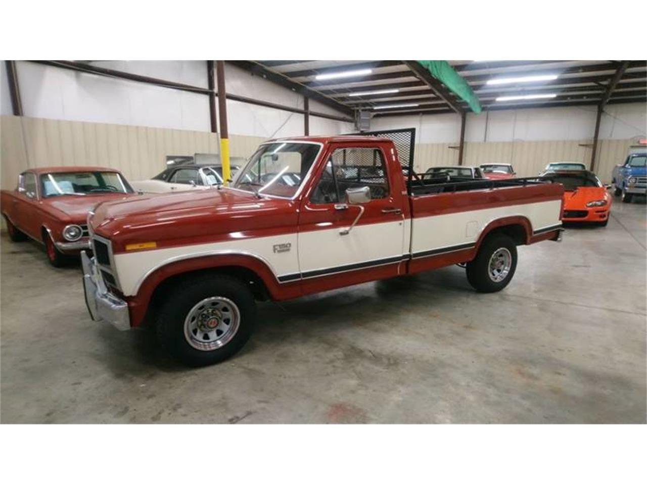 1985 Ford F150 for sale in Cleveland, GA