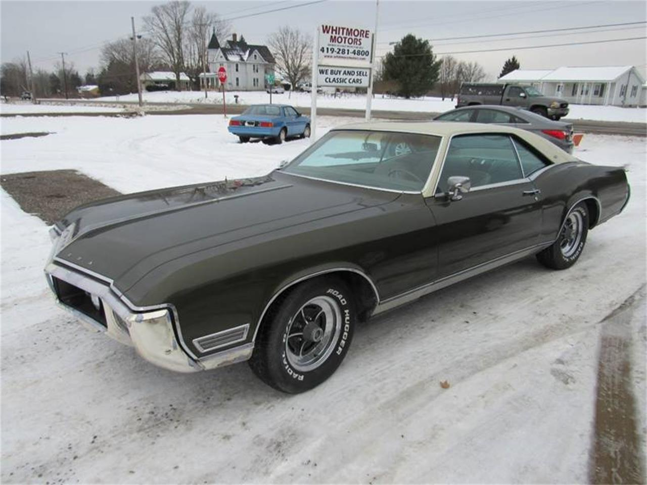 1968 Buick Riviera for sale in Ashland, OH