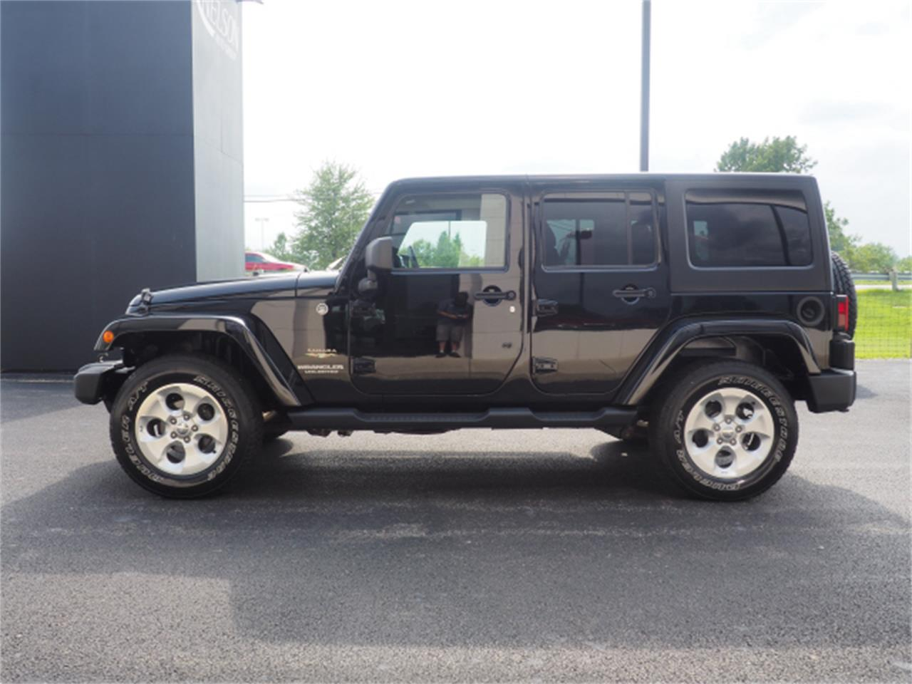 2013 Jeep Wrangler for sale in Marysville, OH – photo 5