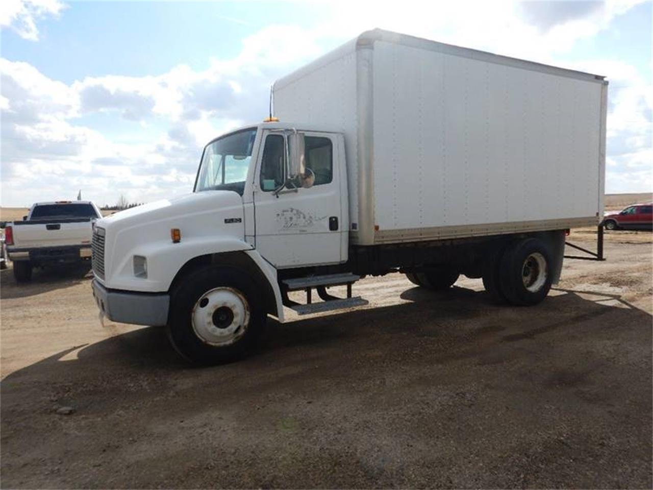1998 Freightliner FL60 for sale in Clarence, IA