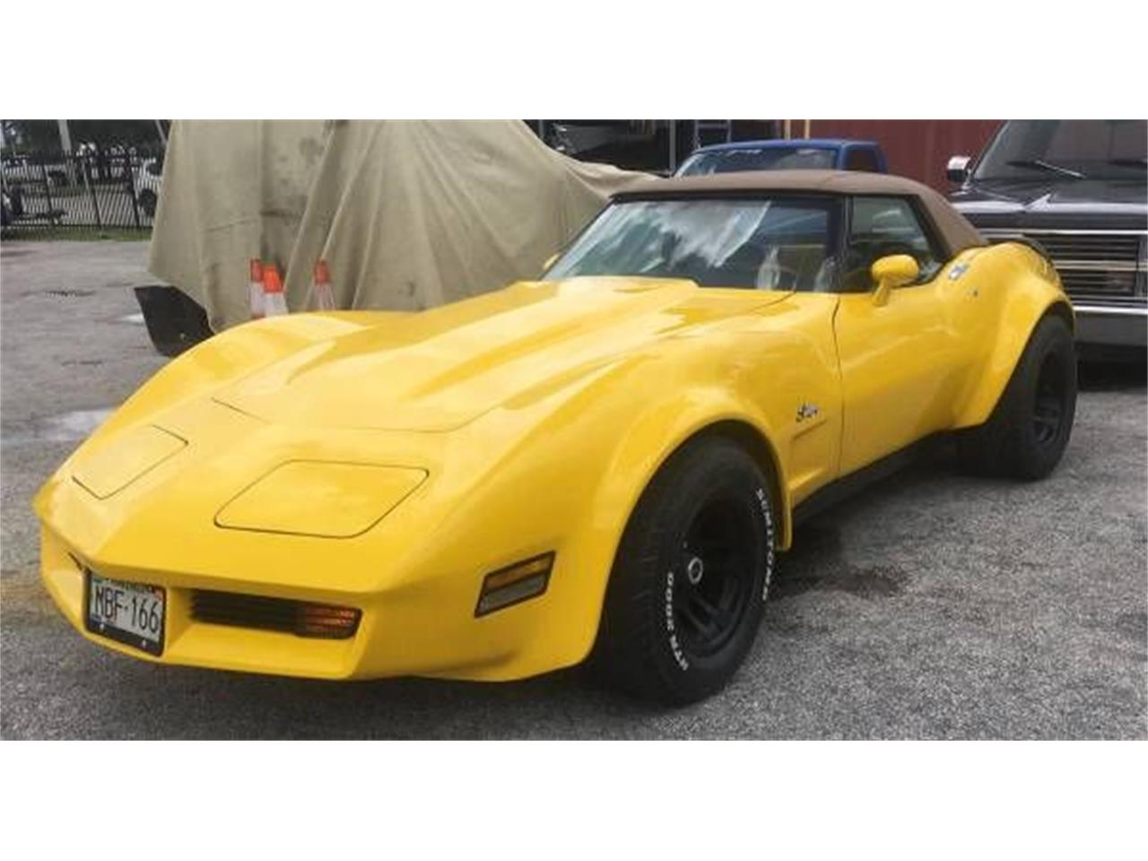 1970 Chevrolet Corvette for sale in Cadillac, MI – photo 2