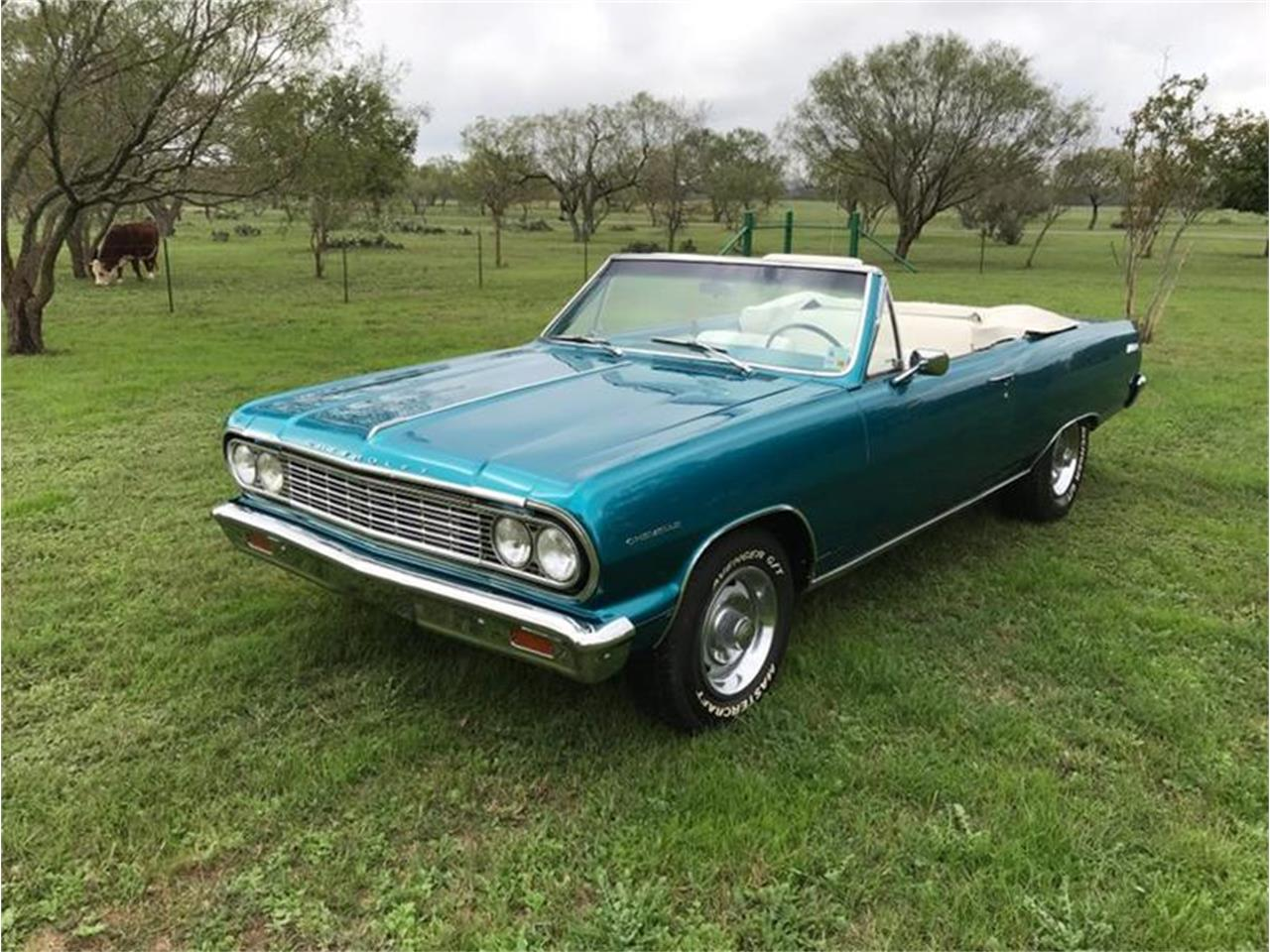 1964 Chevrolet Chevelle for sale in Fredericksburg, TX – photo 44