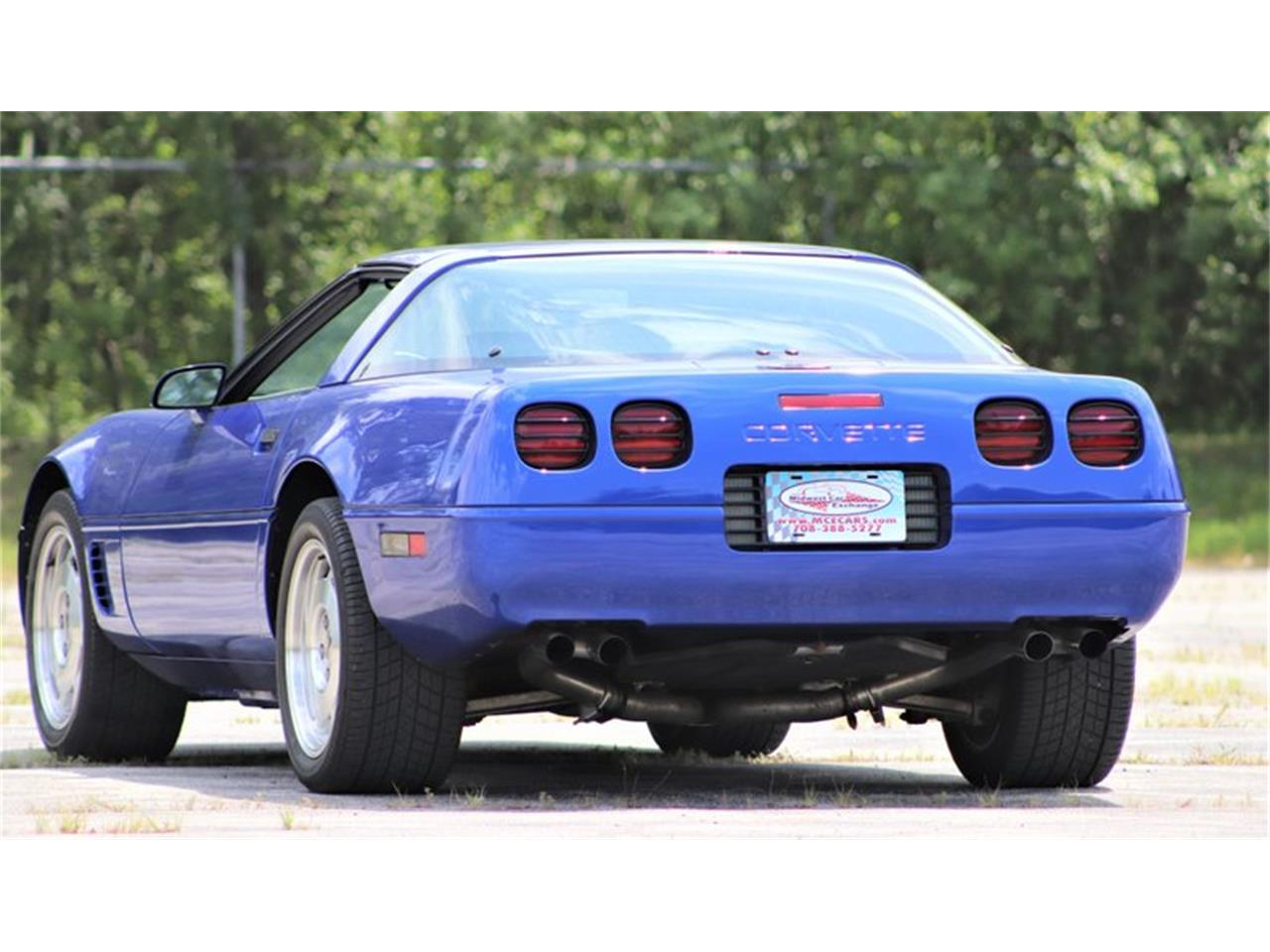 1995 Chevrolet Corvette for sale in Alsip, IL – photo 5