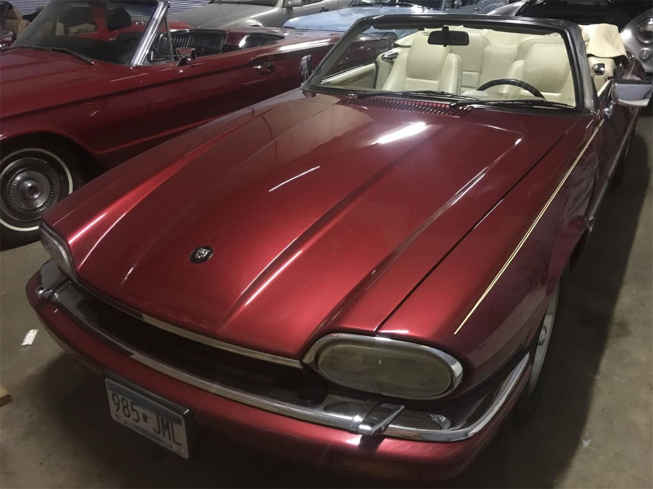 1995 Jaguar XJS for sale in Annandale, MN – photo 27