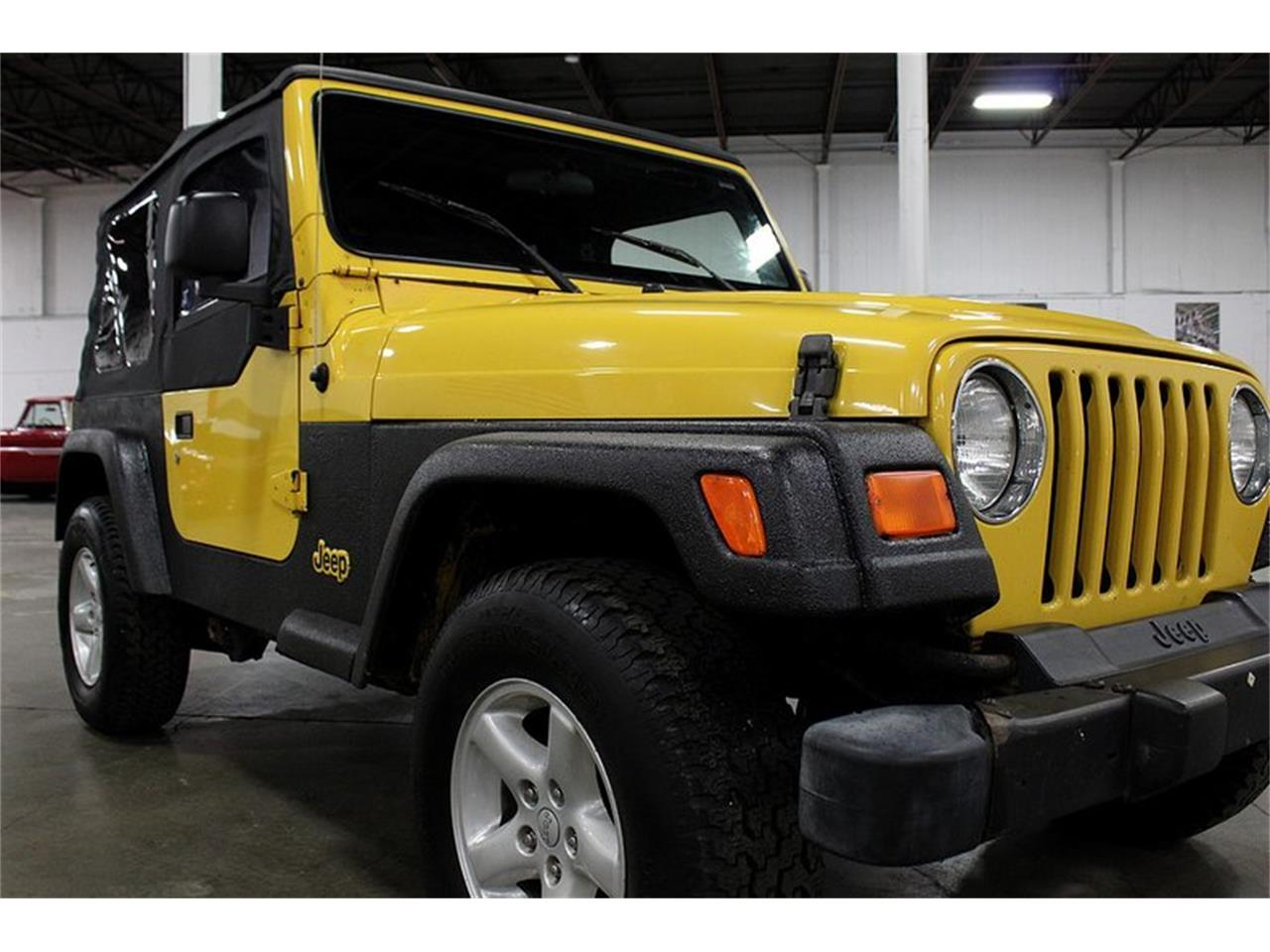 2005 Jeep Wrangler for sale in Kentwood, MI – photo 24