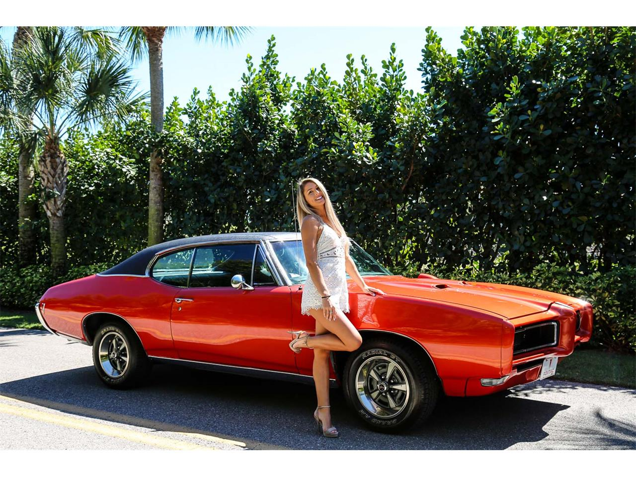 1968 Pontiac GTO for sale in Fort Myers, FL – photo 87