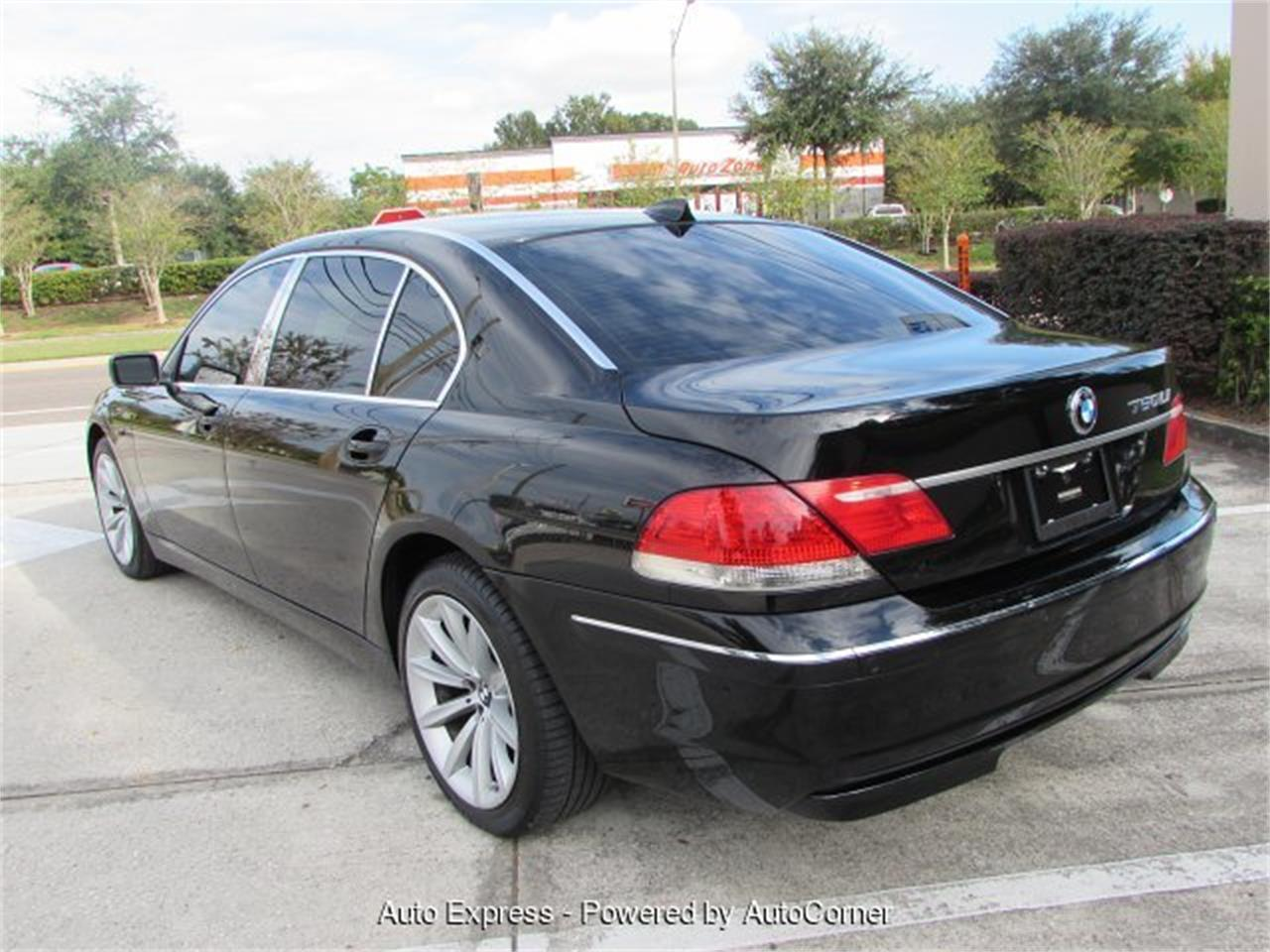 2007 BMW 7 Series for sale in Orlando, FL – photo 6