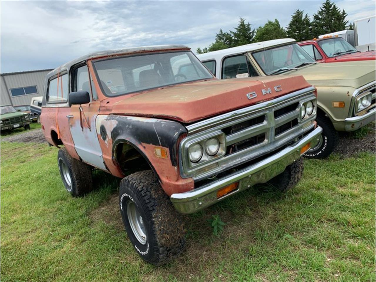 1972 GMC Jimmy for sale in Lincoln, NE – photo 2