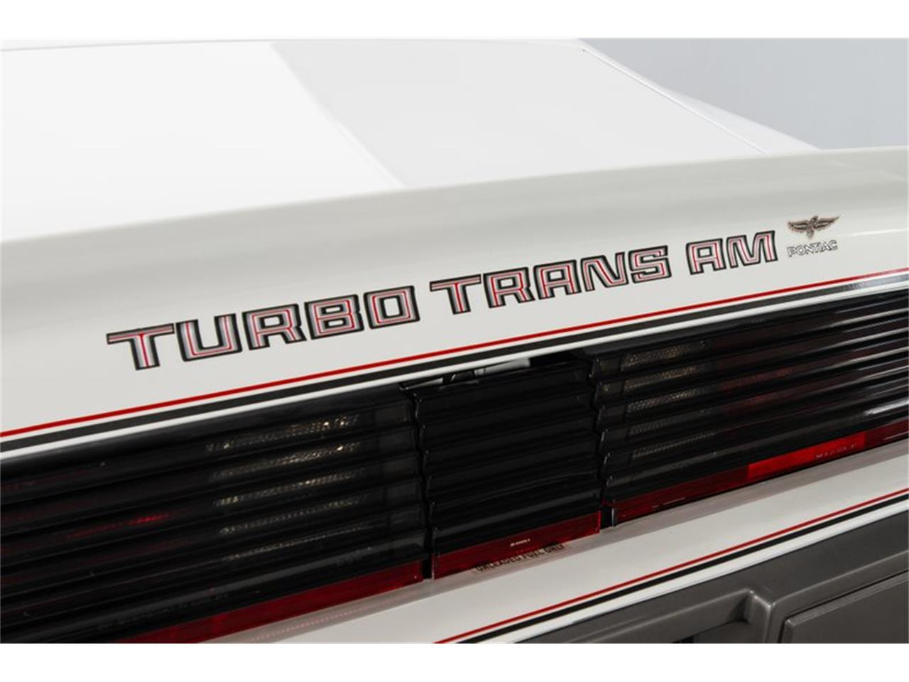 1980 Pontiac Firebird Trans Am Turbo Indy Pace Car Edition for sale in Charlotte, NC – photo 23