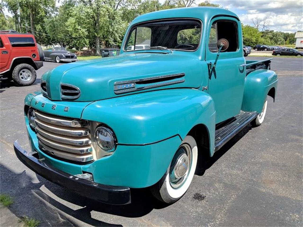 1950 Ford F1 for sale in St. Charles, IL – photo 2