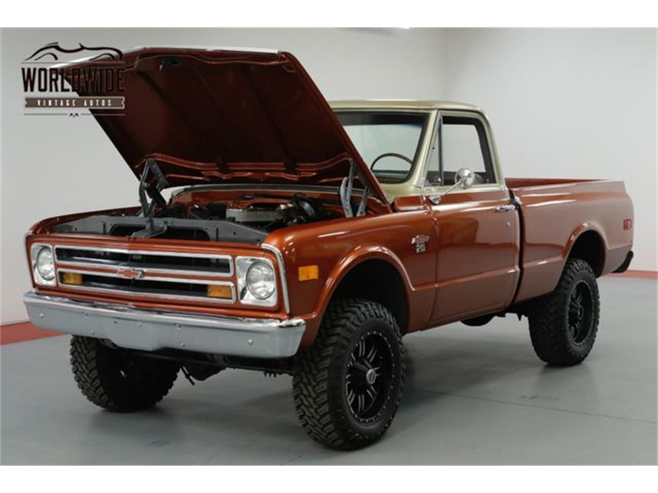 1968 Chevrolet K-20 for sale in Denver , CO – photo 64