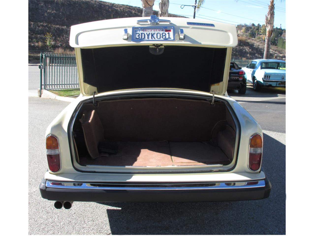 1978 Rolls-Royce Silver Cloud II for sale in Redlands, CA – photo 9