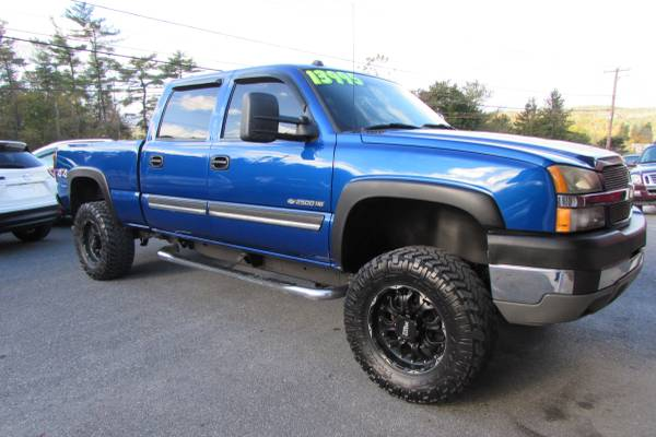 2004 CHEVY 2500 HD LIFTED SHARP CLEAN TRUCK (ALL CREDIT OK) for sale in Linden, PA – photo 4