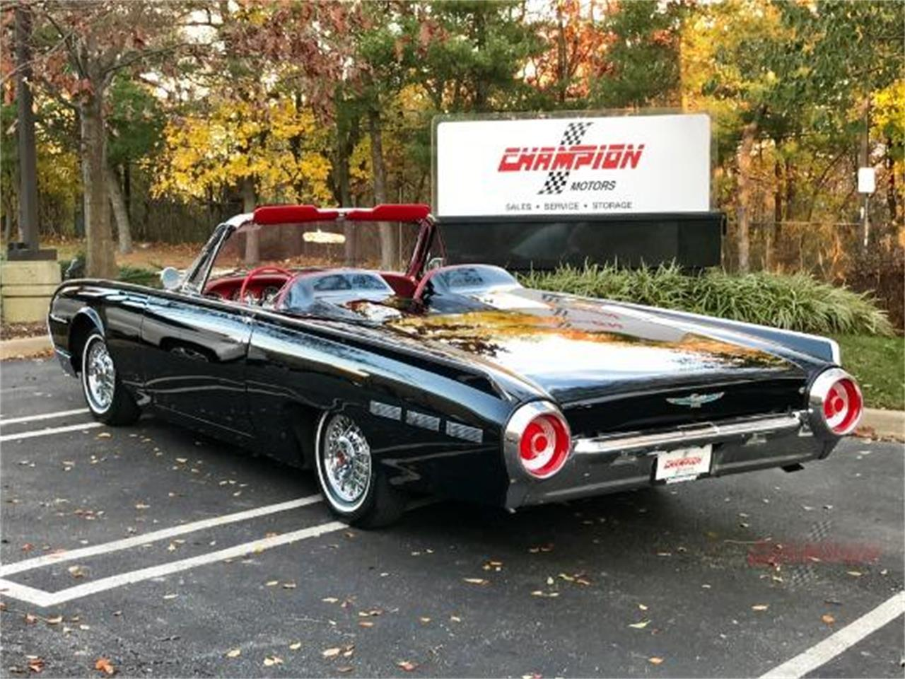 1962 Ford Thunderbird for sale in Syosset, NY – photo 6