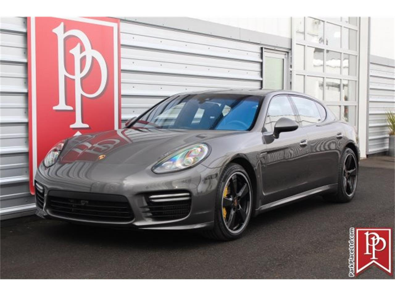 2014 Porsche Panamera for sale in Bellevue, WA – photo 2