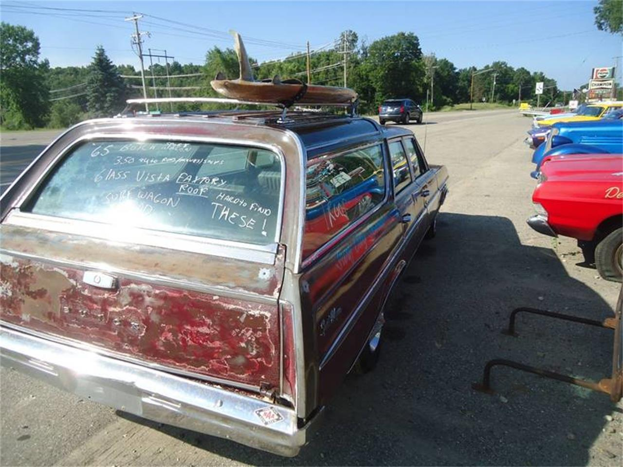1965 sport wagon glass roof buick for sale in Jackson, MI – photo 15