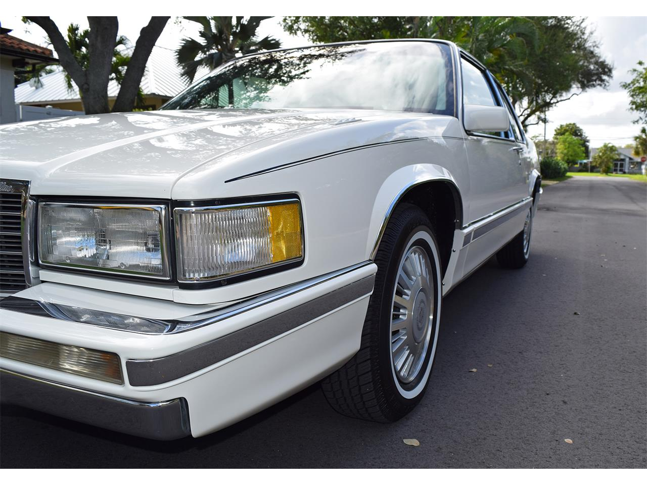 1991 Cadillac Coupe DeVille for sale in West Palm Beach, FL – photo 10