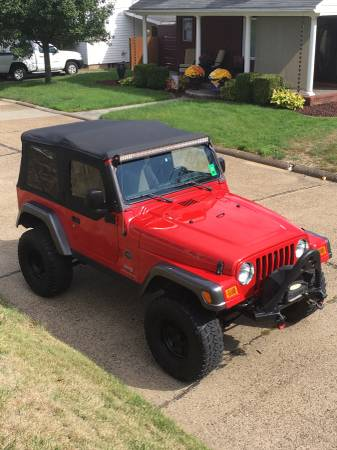 2004 Jeep Wrangler for sale in Parkersburg , WV